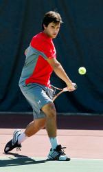 Utah Men's Tennis Alejandro Medinilla