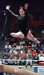 Theresa Kulikowski (gymnastics)