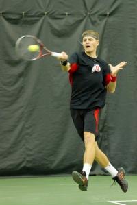 Senior Dmytro Mamedov snapped a three game losing streak.