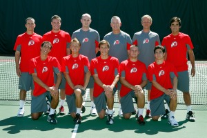 Utah Men's Tennis Team