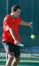 Utah Men's Tennis Slim Hamza