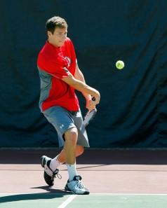 Utah Men's Tennis Ben Tasevac