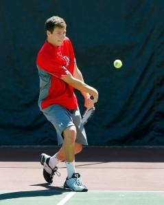 Utah Men's Tennis Ben Tasevac