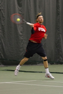 Cedric Willems - Photo Credit: Chris Samuels, Daily Utah Chronicle