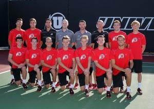 2015/2016 Utah Men's Tennis