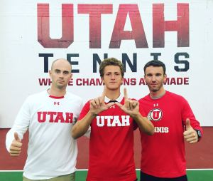 Moscow native Slava Shainyan becomes a Ute