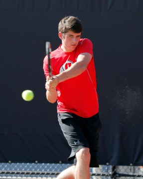 Utah Men's Tennis Daniel Little
