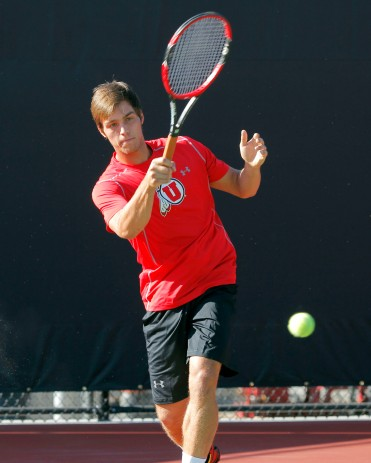 Utah Men's Tennis Parker McGuiness